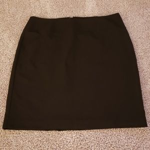 Ellen Tracy, New without tags! Black Skirt